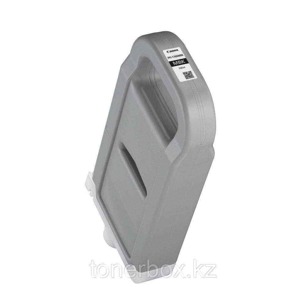 Струйный картридж Canon PFI-1700 Matte Black 0774C001