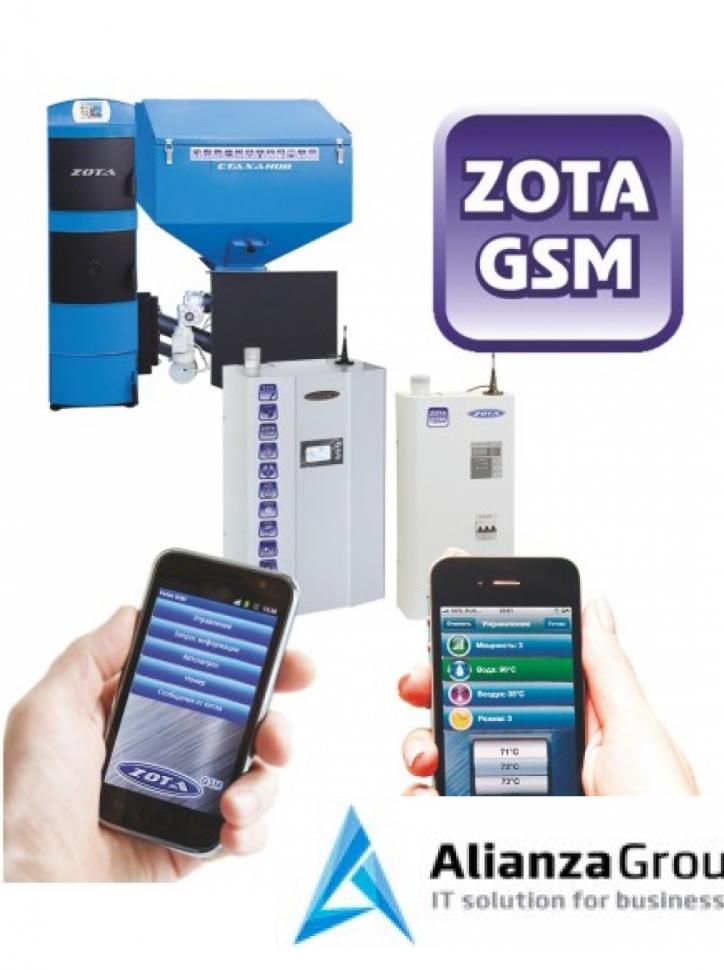 Модуль Zota GSM «Pellet»/«Стаханов»