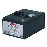 Сменная АКБ для ИБП APC Replacement Battery Cartridge #6 RBC6