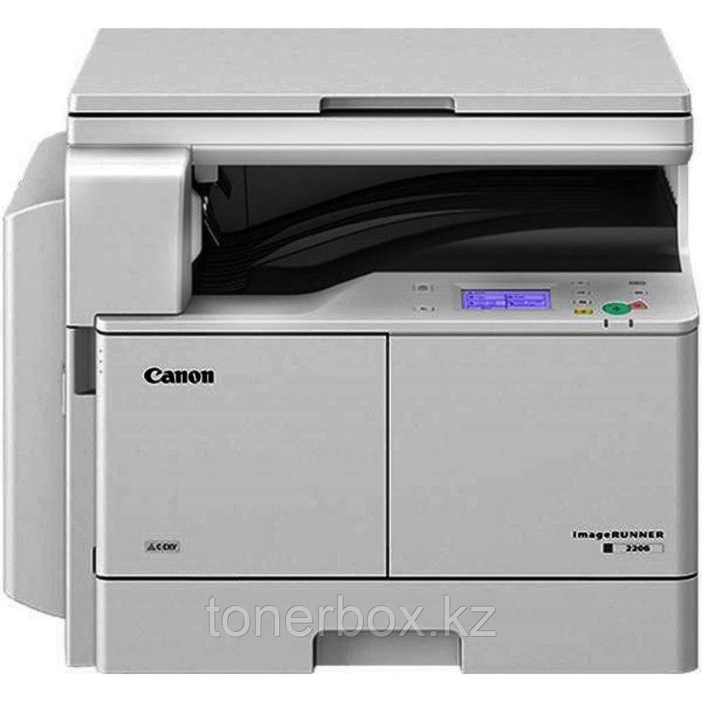 МФУ Canon imageRUNNER 2206 3030C001 (А3, Лазерный, Монохромный (Ч/Б))