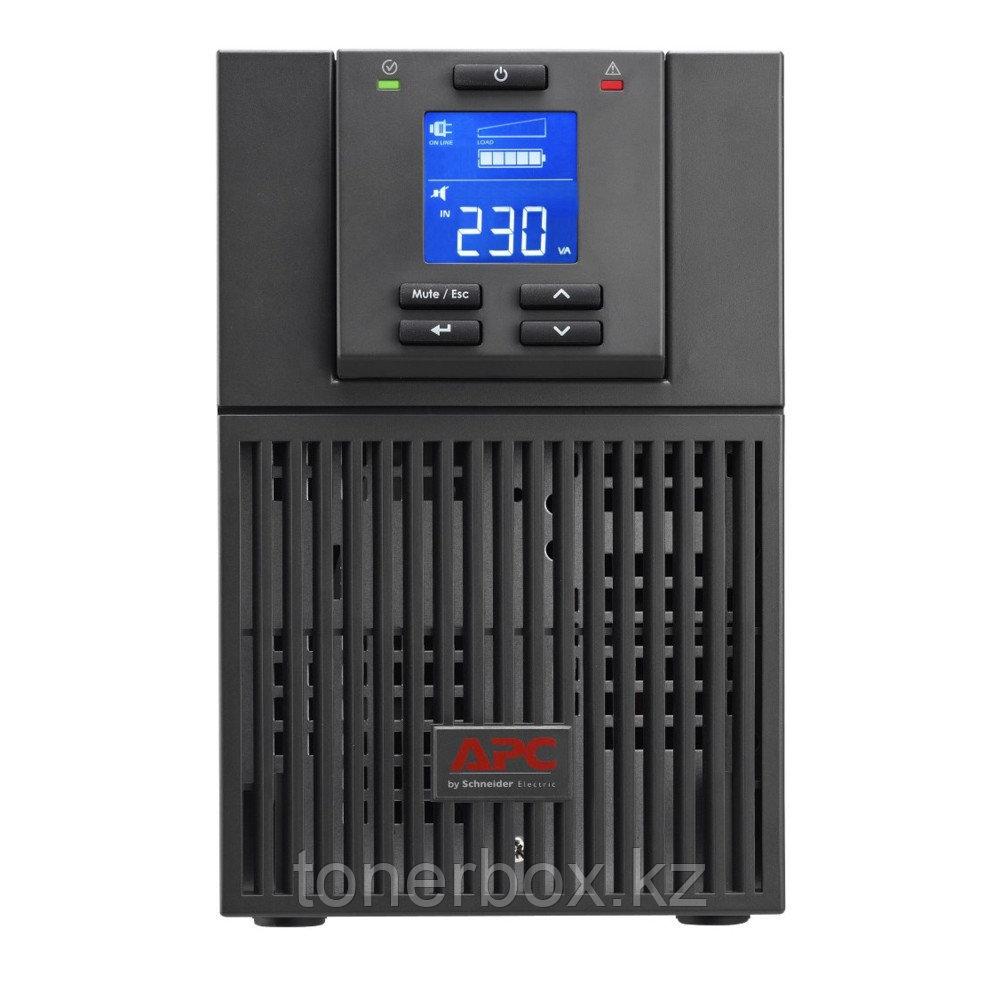 Источник бесперебойного питания APC Easy UPS SRV 1000VA SRV1KI (Линейно-интерактивные, Напольный, 1000 ВА, 800 Вт)