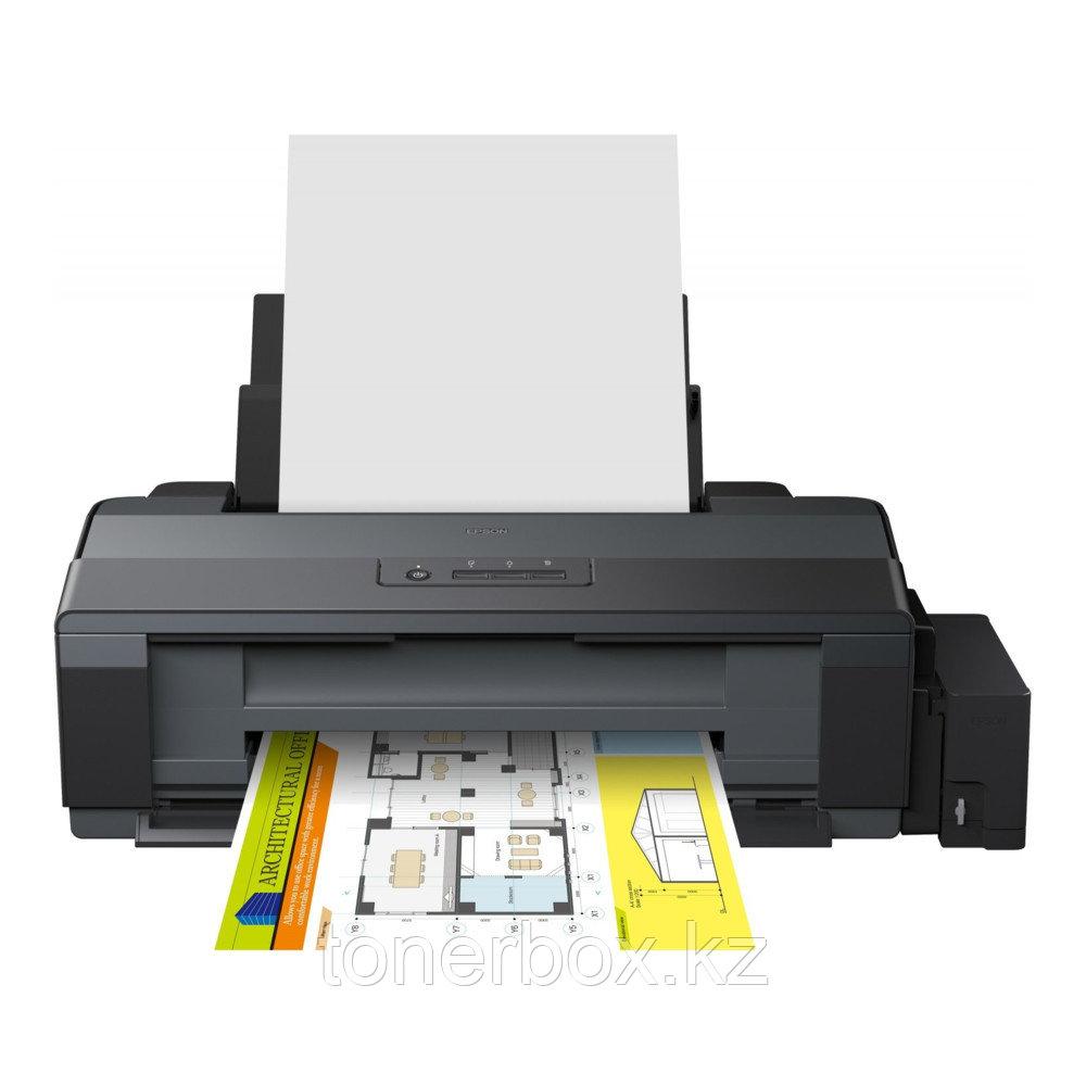 Принтер Epson L1300 C11CD81402 (А3, Струйный, Цветной)