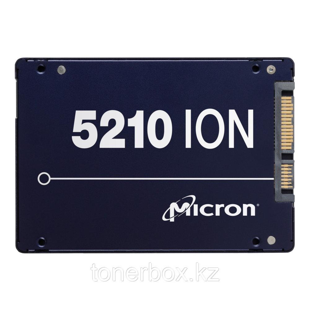 Внутренний жесткий диск Crucial 5210 MTFDDAK1T9QDE-2AV1ZABYY (1920 Гб, 2.5 дюйма, SATA, SSD (твердотельные))
