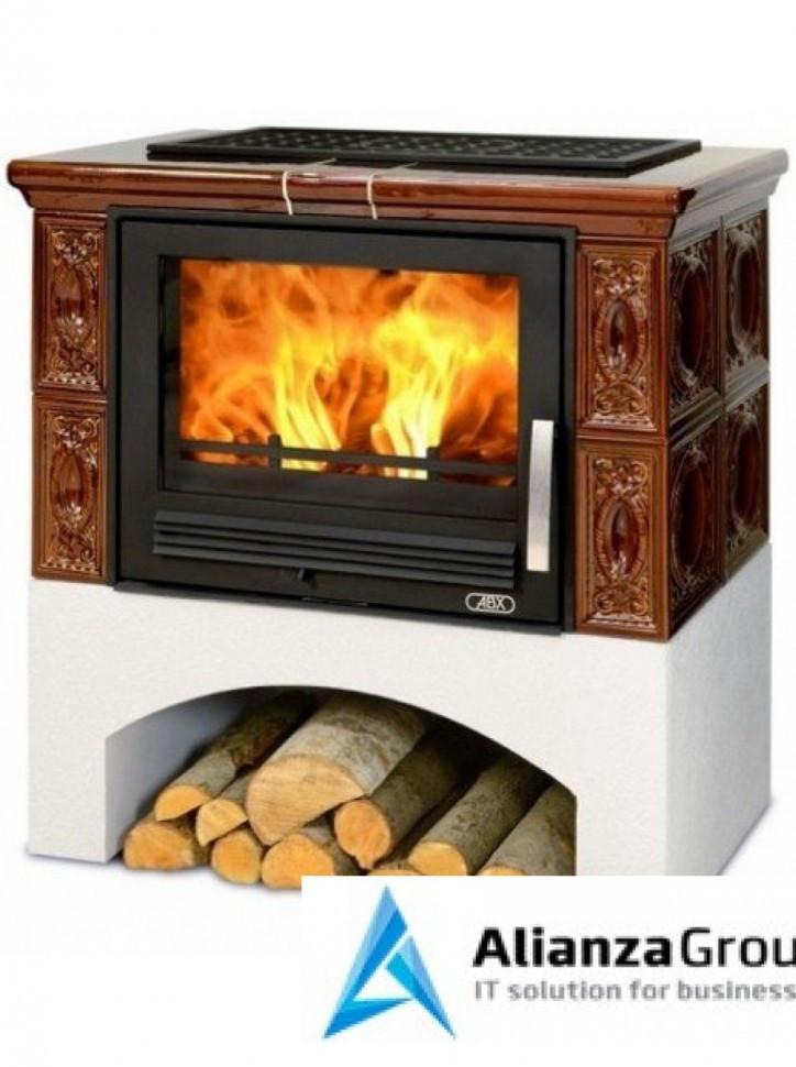 Кафельная печь-камин ABX Panonie