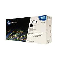 Лазерный картридж HP 501A Черный Q6470A
