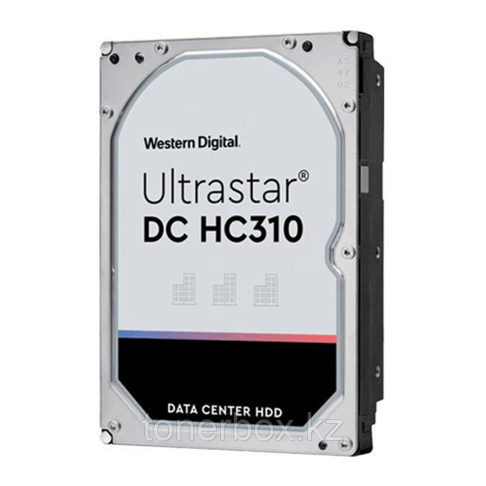 Внутренний жесткий диск Western Digital Ultrastar 7K6 HUS726T4TALE6L4 (0B36040) (4 Тб, 3.5 дюйма, SATA, HDD (классические))