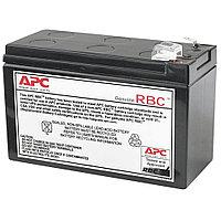 Сменная АКБ для ИБП APC Сменный аккумуляторный картридж №110 APCRBC110