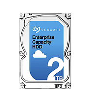 Внутренний жесткий диск Seagate Enterprise Capacity 512n ST2000NM0008 (2 Тб, 3.5 дюйма, SATA, HDD (классические))