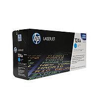 Лазерный картридж HP 124A Голубой Q6001A