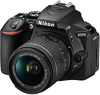 Фотоаппарат Nikon D5600 Kit 18-55VR AF-P VBA500K001, фото 1