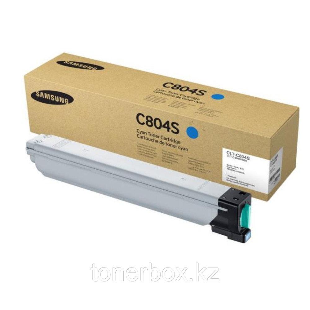 Лазерный картридж HP Samsung CLT-C804S Cyan SS547A