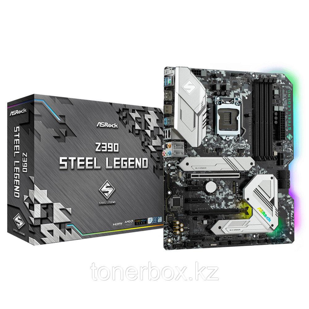 Материнская плата ASRock Z390 Steel Legend 4717677338478 (ATX, LGA 1151)