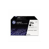 Лазерный картридж HP 05A Черный 2 шт. CE505D