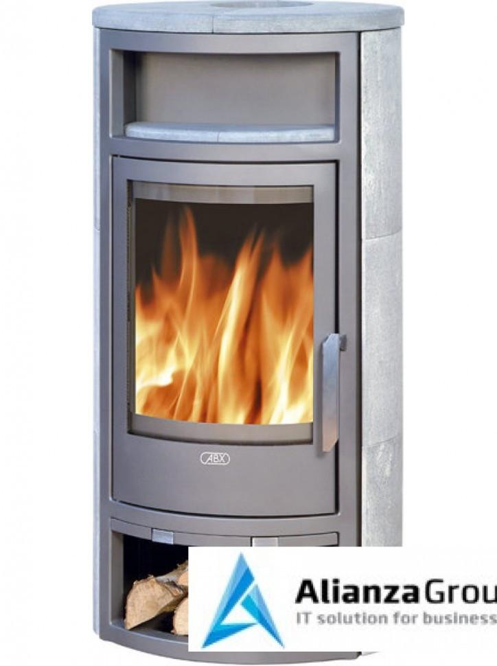 Печь-камин ABX Polar 6 (талькохлорит)