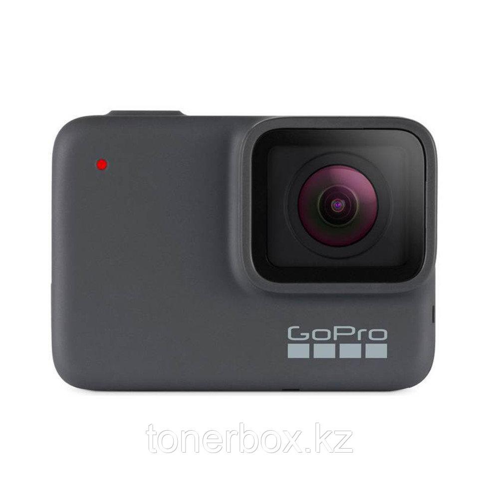 Экшен-камера GoPro HERO7 Silver Edition CHDHC-601-LE