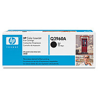 Лазерный картридж HP Color LaserJet Q3960A Black