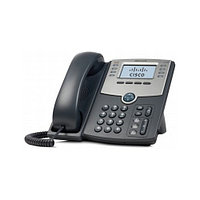 IP Телефон Cisco 8 Line IP Phone With Display, PoE and PC Port SPA508G