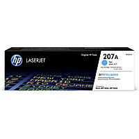 Тонер HP LaserJet 207A Cyan W2211A