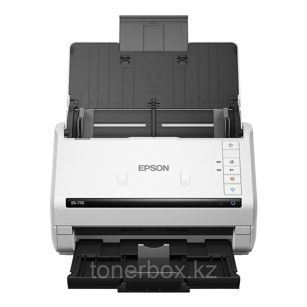 Скоростной сканер Epson WorkForce DS-770 B11B248401 (A4, CIS)