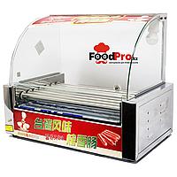 Роликовый гриль для жарки сосисок - 7 роликов, фото 1