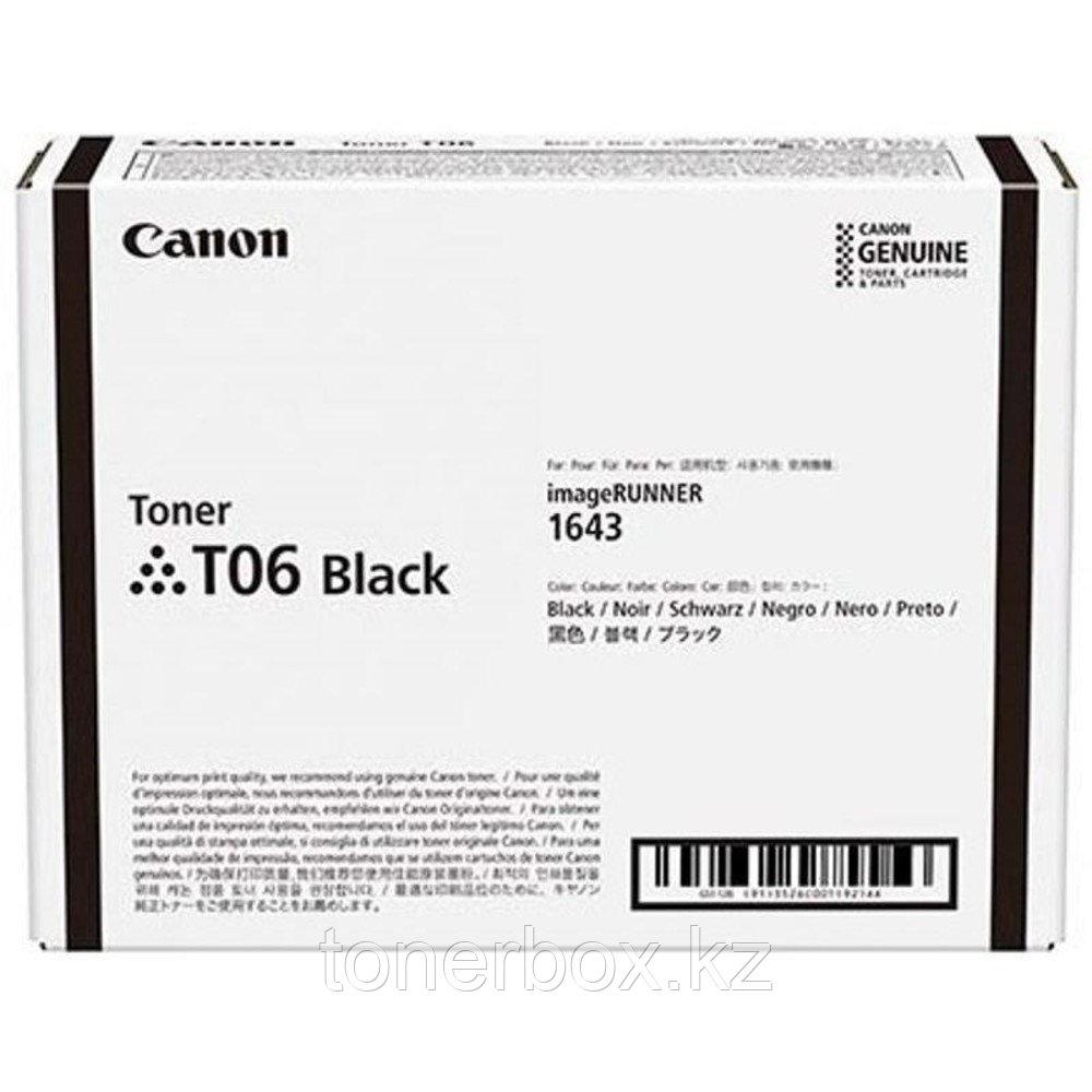 Тонер Canon T06 3526C002