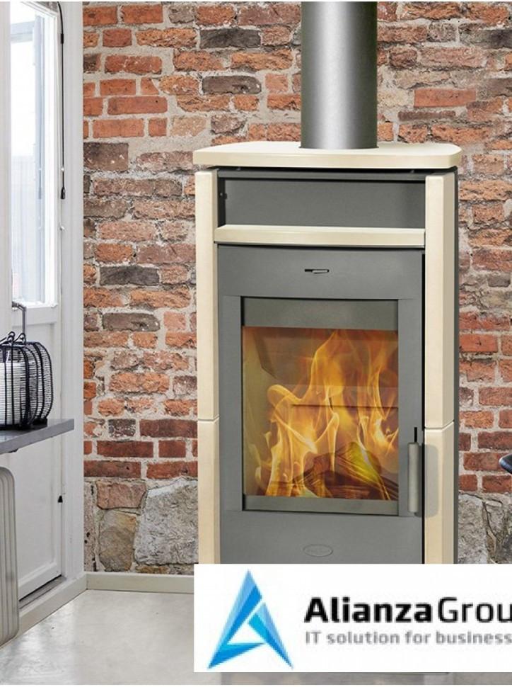 Печь-камин Fireplace Paris K