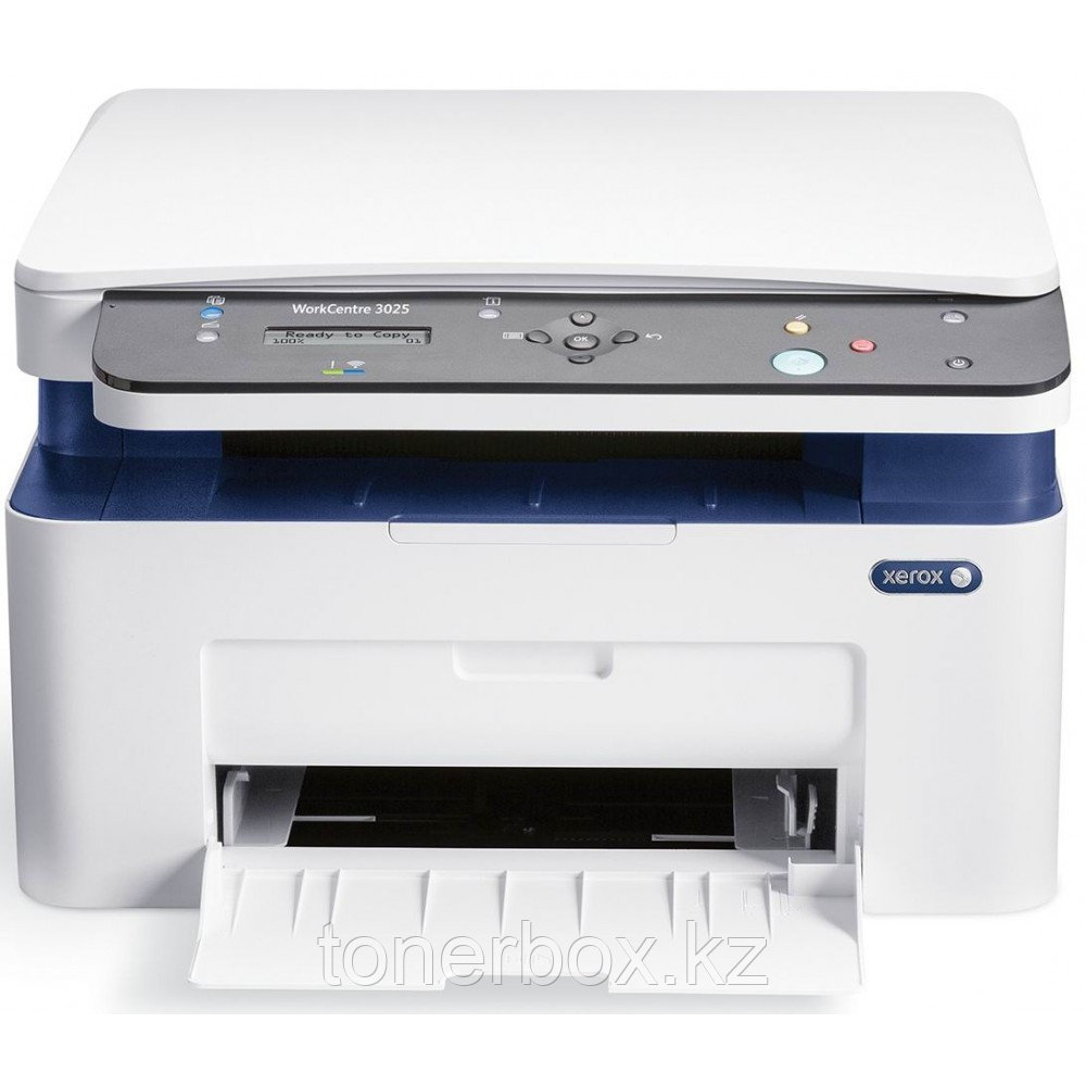 МФУ Xerox WC3025BI 3025V_BI (А4, Лазерный, Монохромный (Ч/Б))