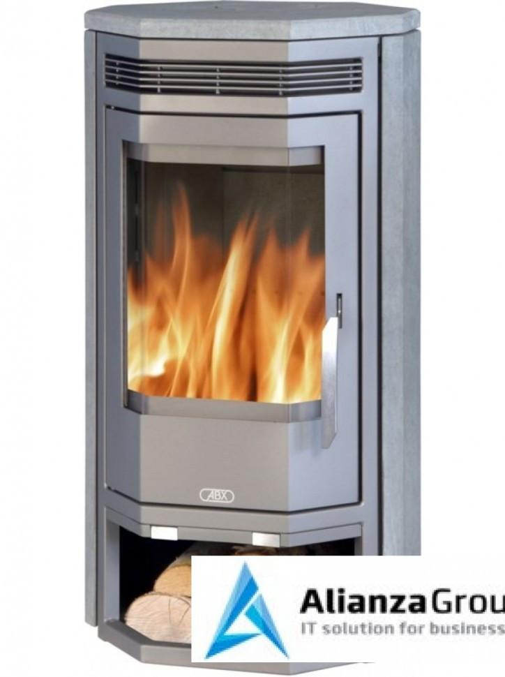 Печь-камин ABX Baltik 6 (талькохлорит)