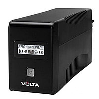 Источник бесперебойного питания VOLTA Active 850 LCD (Линейно-интерактивные, Напольный, 850 ВА, 480 Вт)