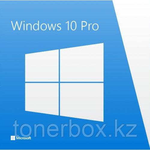 Операционная система Microsoft Windows Pro 10 Win32 Russian 1pk DSP OEI Kazakhstan Only DVD FQC-08905 (Windows 10)