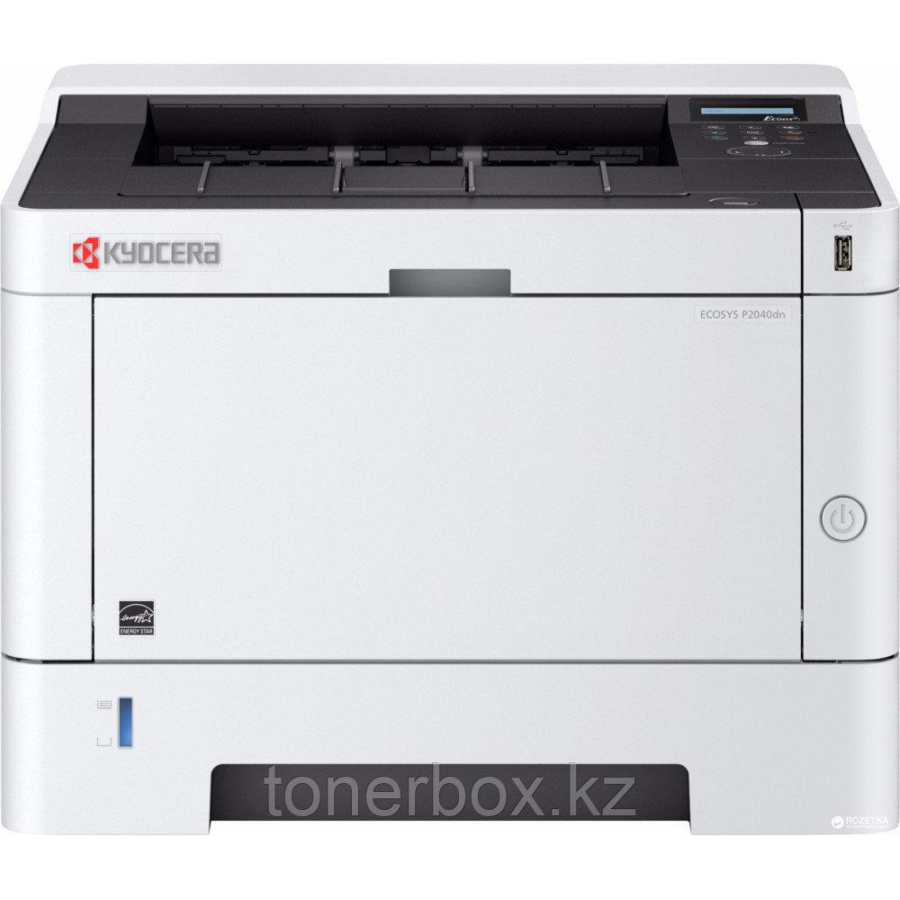 Принтер Kyocera ECOSYS P2040dn 1102RX3NL0 (А4, Лазерный, Монохромный (Ч/Б))