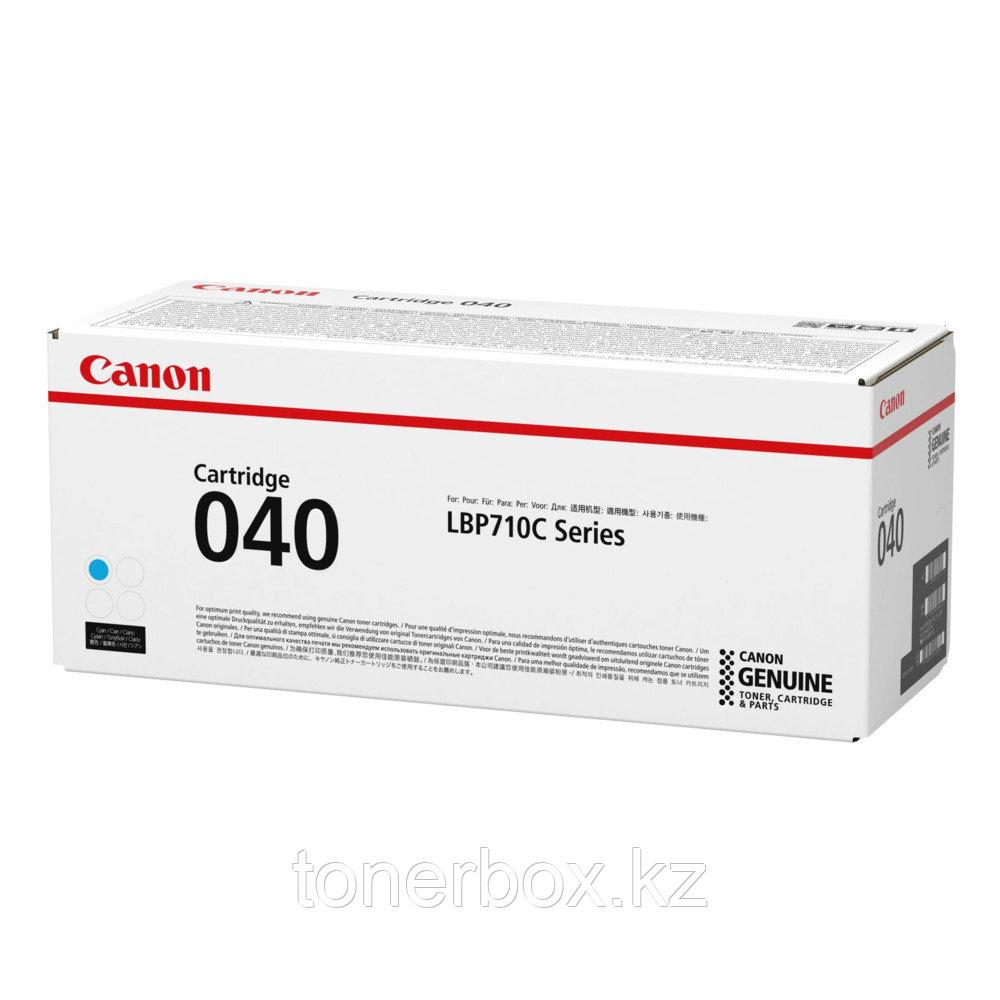 Тонер Canon 040 Cyan 0458C001