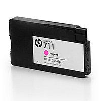 Струйный картридж HP №711 Пурпурный CZ131A