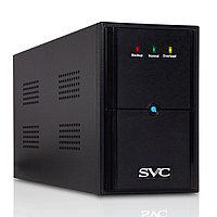 Источник бесперебойного питания SVC V-2000-L (Линейно-интерактивные, Напольный, 2000 ВА, 1200 Вт), фото 1