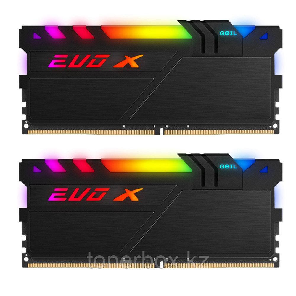 ОЗУ Geil EVO X II GEXSB432GB2666C19DC (32 Гб, DIMM, 2666 МГц)