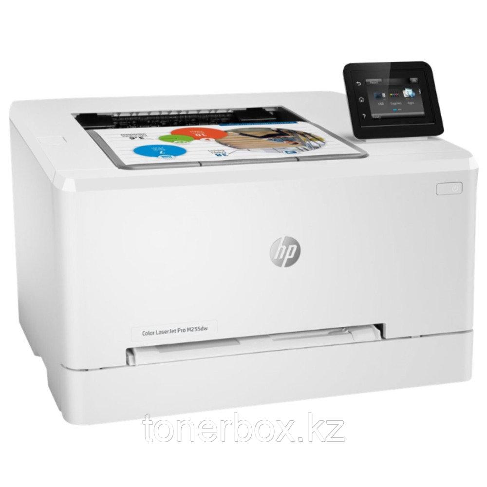 Принтер HP LaserJet Pro M255dw 7KW64A (А4, Лазерный, Цветной)