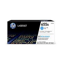 Лазерный картридж HP LaserJet 655A CF451A