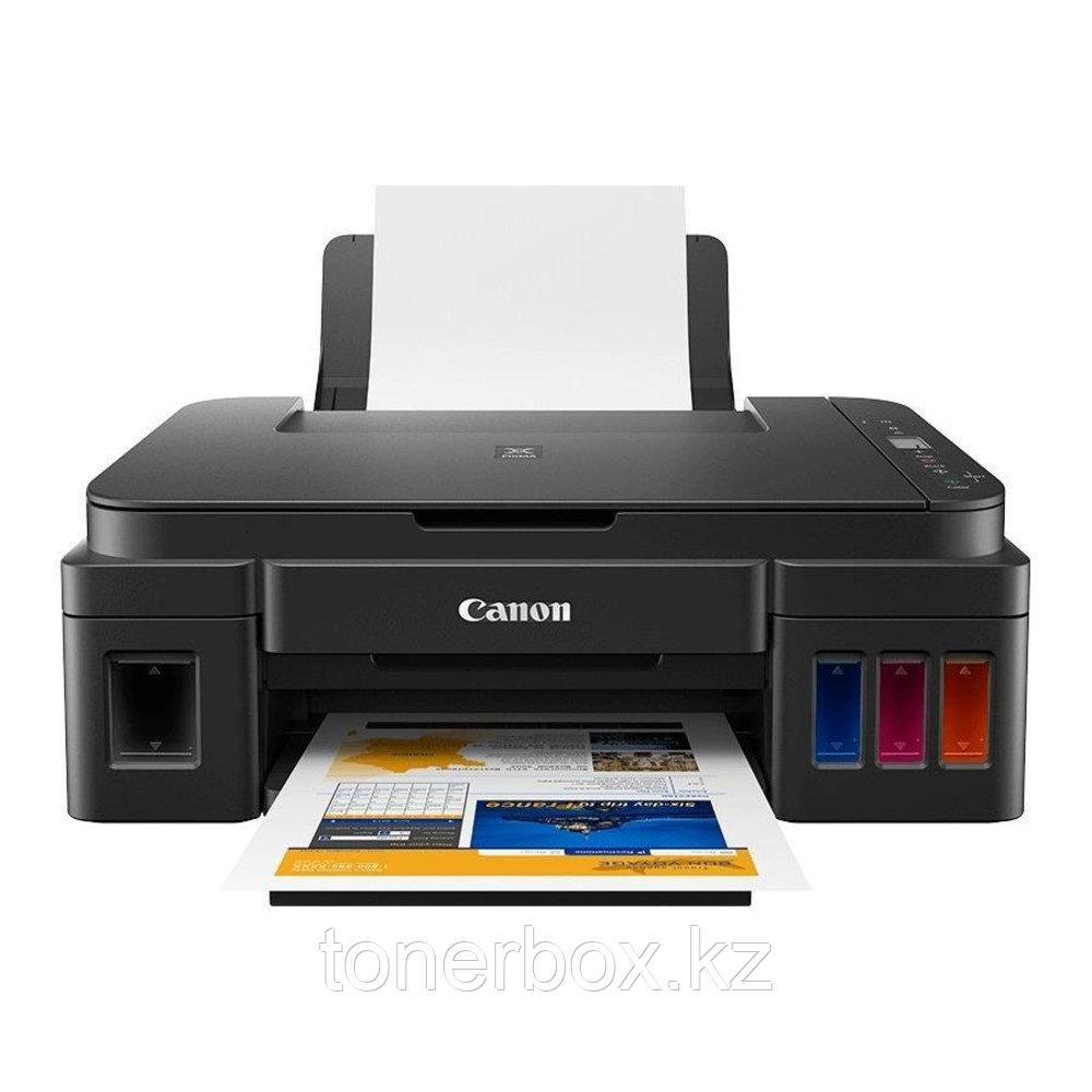 МФУ Canon Pixma G2411 2313C025 (А4, Струйный с СНПЧ, Цветной)