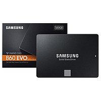 """Внутренний жесткий диск Samsung SSD 860 EVO 2.5"""" SATA III MZ-76E500BW (500 Гб, 2.5 дюйма, SATA, SSD (твердотельные)), фото 1"""