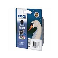 Струйный картридж Epson Т0811 Черный C13T11114A10