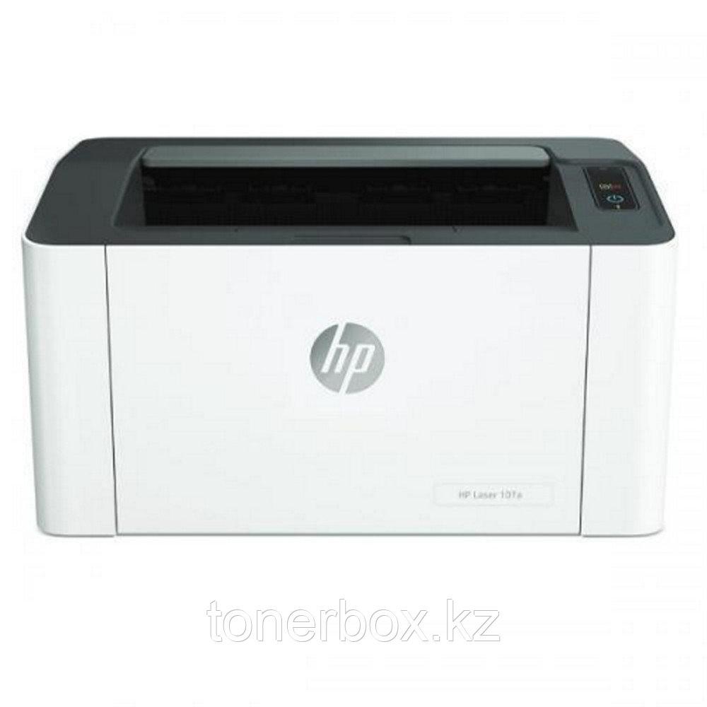 Принтер HP Laser 107w 4ZB78A (А4, Лазерный, Монохромный (Ч/Б))