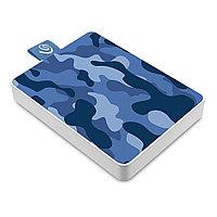 Внешний жесткий диск Seagate One Touch Blue STJE500406 (500 Гб)