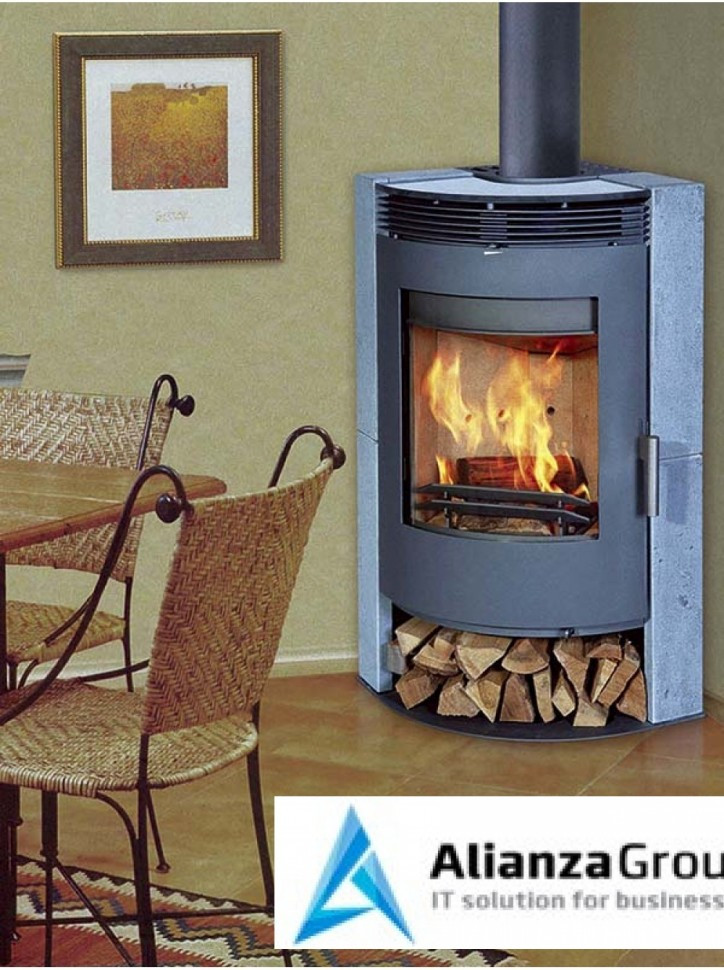 Печь-камин Fireplace Dijon