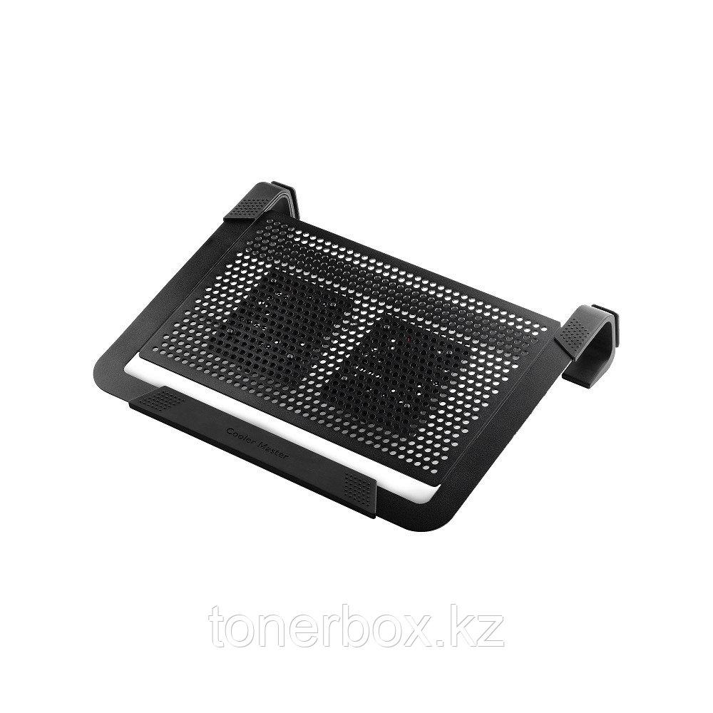 Охлаждающая подставка Cooler Master NOTEPAL U2 PLUS R9-NBC-U2PK-GP