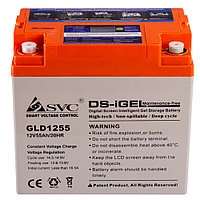Сменная АКБ для ИБП SVC GLD1255