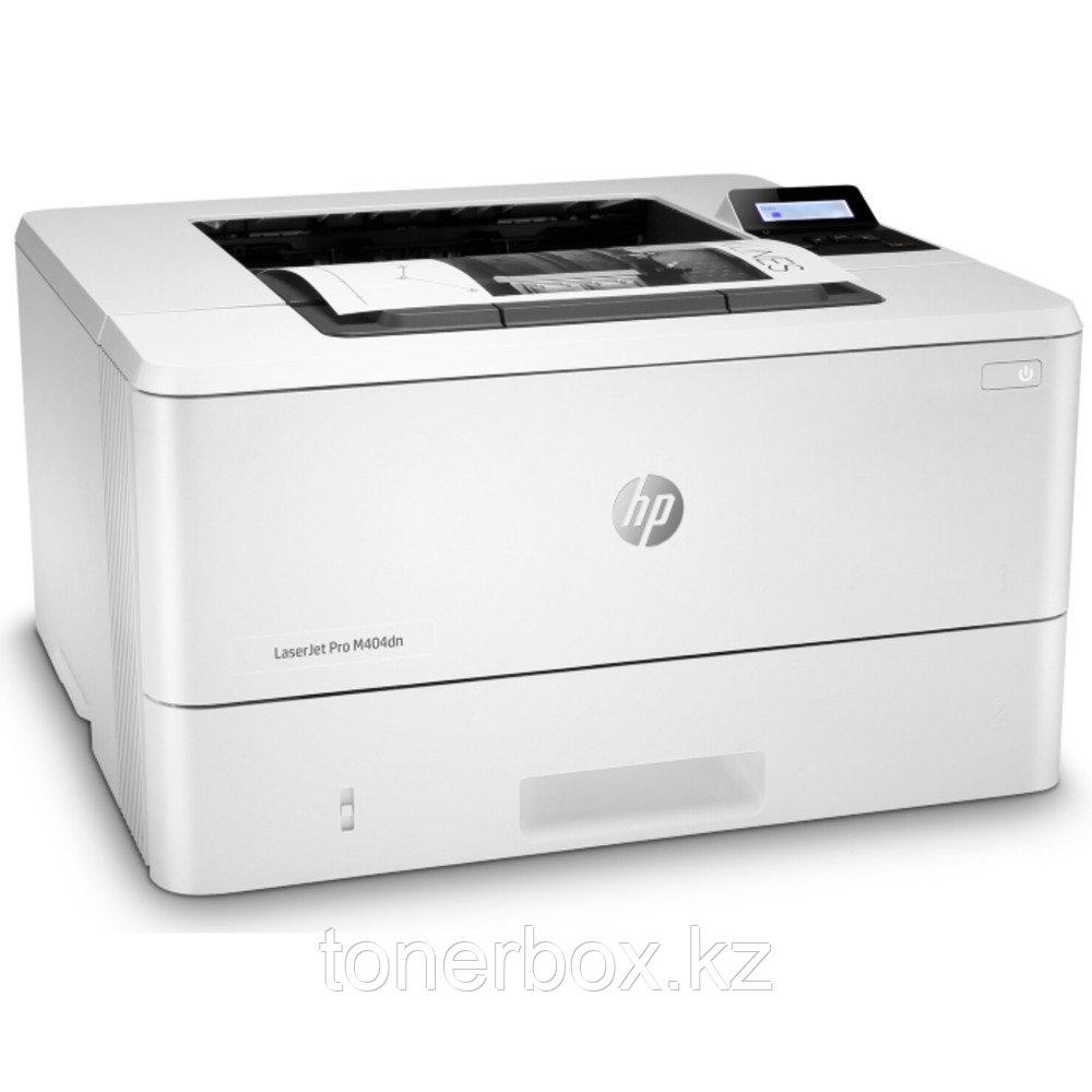 Принтер HP LaserJet Pro M404dn W1A53A (А4, Лазерный, Монохромный (Ч/Б))