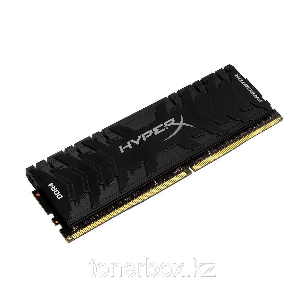 ОЗУ Kingston HyperX Predator Black HX433C16PB3/16 (16 Гб, DIMM, 3333 МГц)