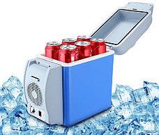 Автохолодильник от прикуривателя с функцией нагрева, фото 3