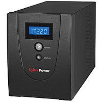 Источник бесперебойного питания CyberPower Value2200ELCD VALUE2200ELCD (Линейно-интерактивные, Напольный, 2200, фото 1