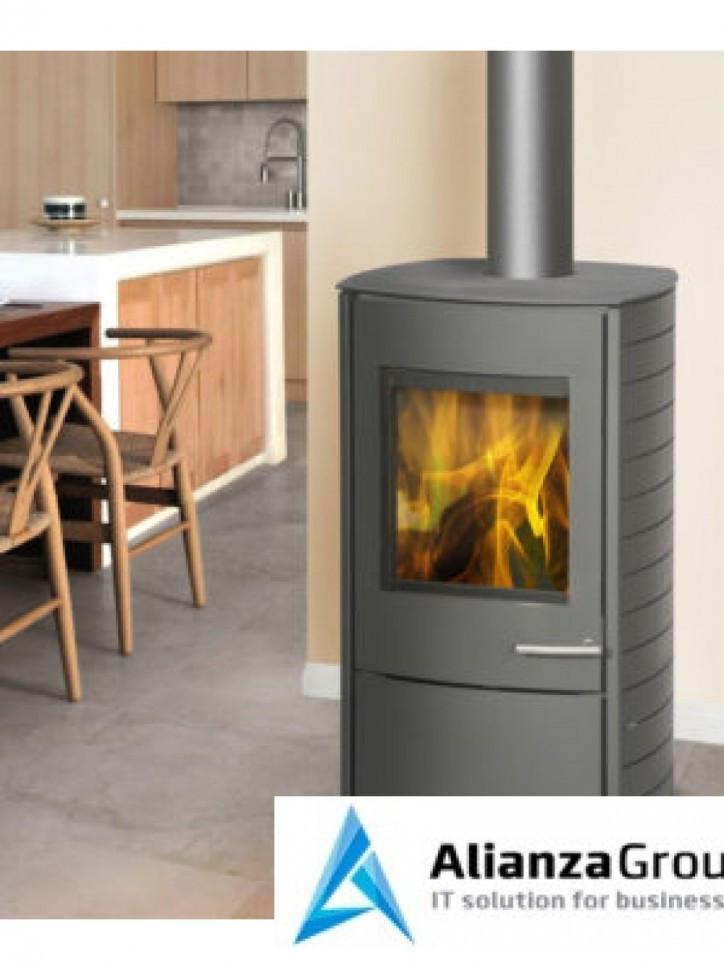 Печь-камин Fireplace Allegro